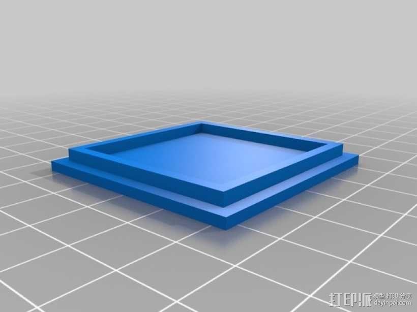 THUD桌面游戏 3D模型  图10