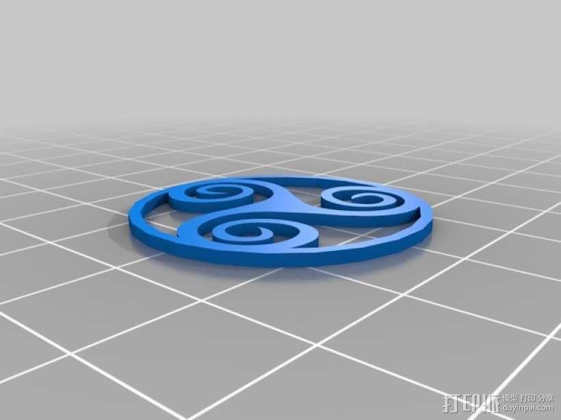 THUD桌面游戏 3D模型  图15