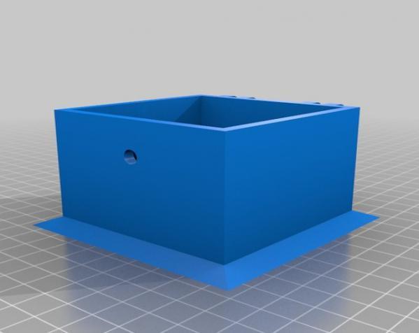 无用盒 3D模型  图3