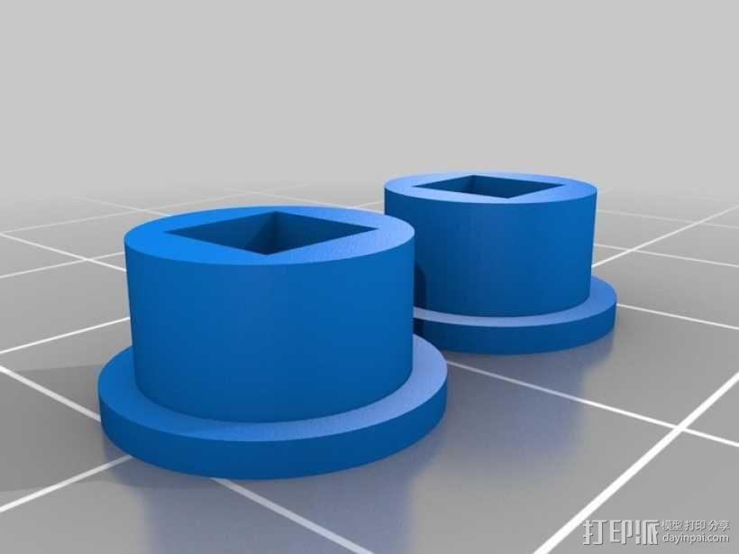 无用盒 3D模型  图9