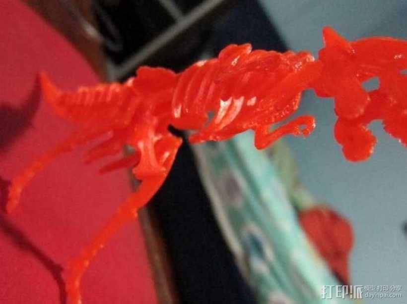 恐龙王 3D模型  图3
