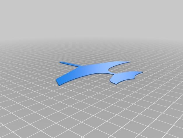 轻量飞行工具 3D模型  图2