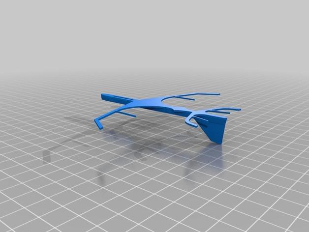 轻量飞行工具 3D模型  图3