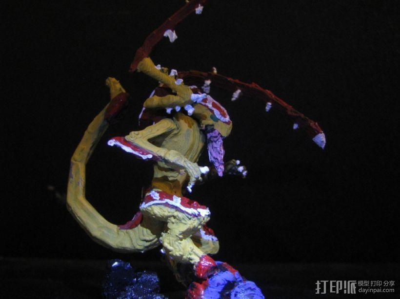 战锤:泰伦虫族 3D模型  图2