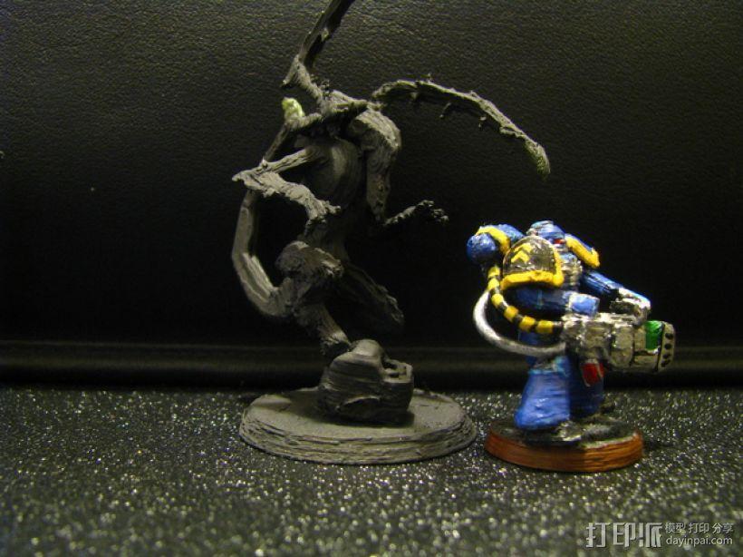 战锤:泰伦虫族 3D模型  图5