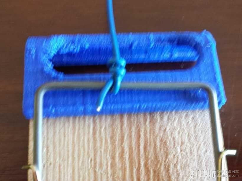 捕鼠器形赛车 3D模型  图4