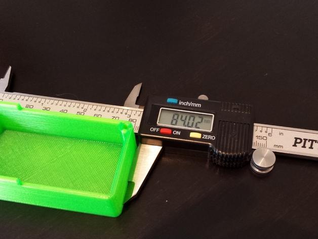 带有旋转盖的硬币盒 3D模型  图4