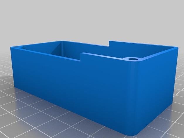 带有旋转盖的硬币盒 3D模型  图8