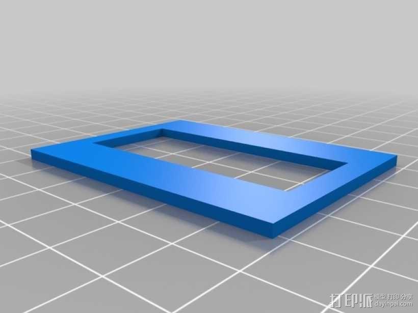 3D打印的糖果机 3D模型  图2