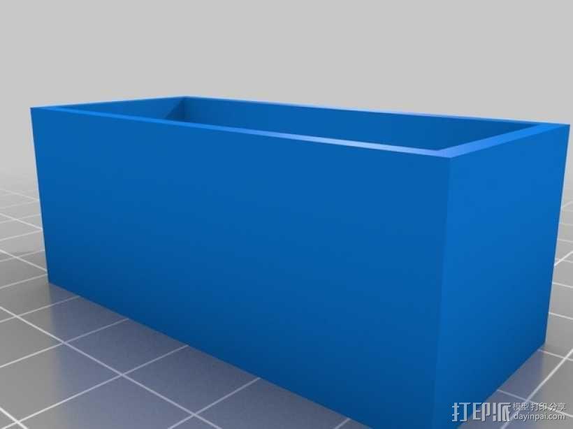 3D打印的糖果机 3D模型  图3