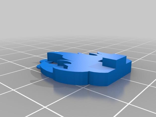 FlatMinis:篝火 3D模型  图2