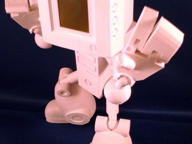 会跳舞的机器人模型 3D模型  图5