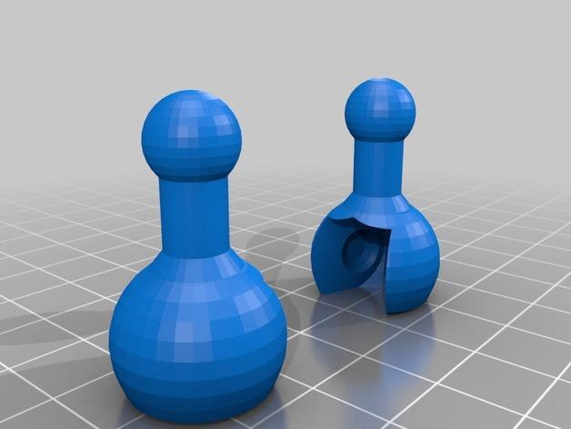 会跳舞的机器人模型 3D模型  图6