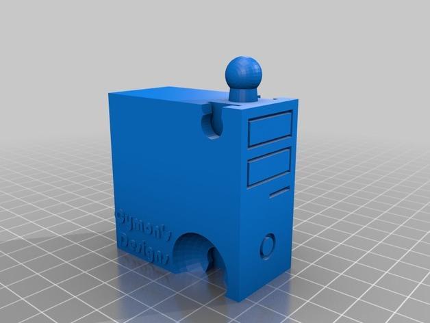 会跳舞的机器人模型 3D模型  图9