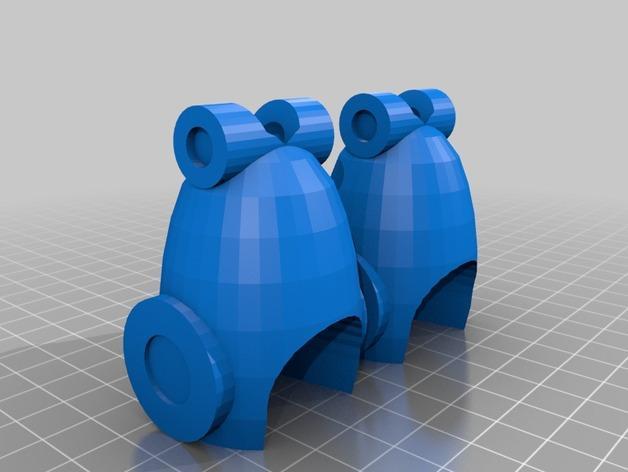 会跳舞的机器人模型 3D模型  图12
