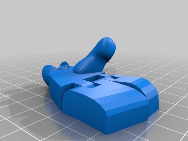 会跳舞的机器人模型 3D模型  图14