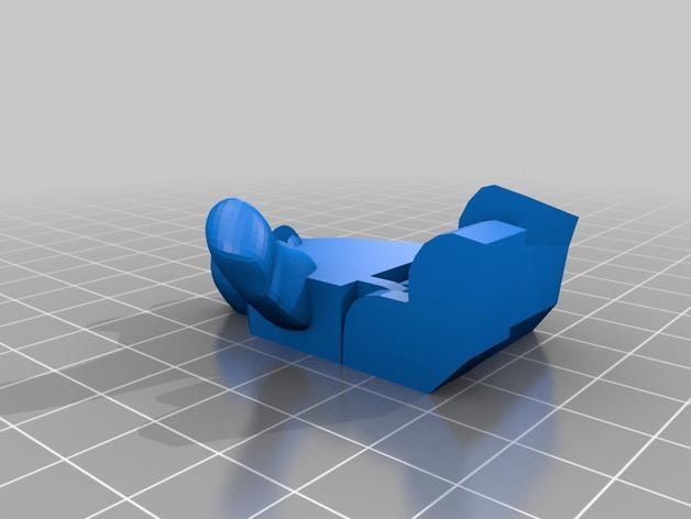 会跳舞的机器人模型 3D模型  图13