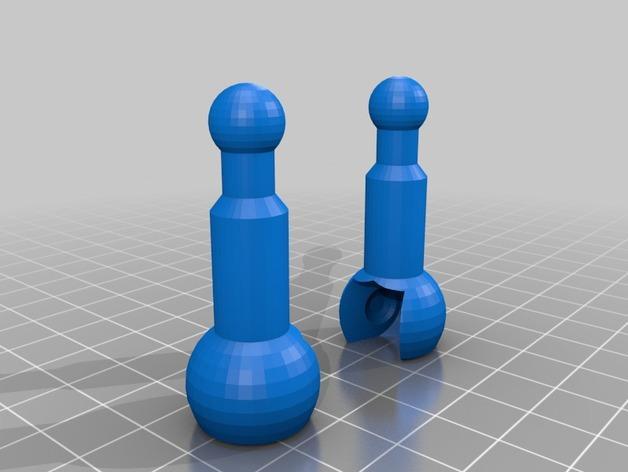 会跳舞的机器人模型 3D模型  图16