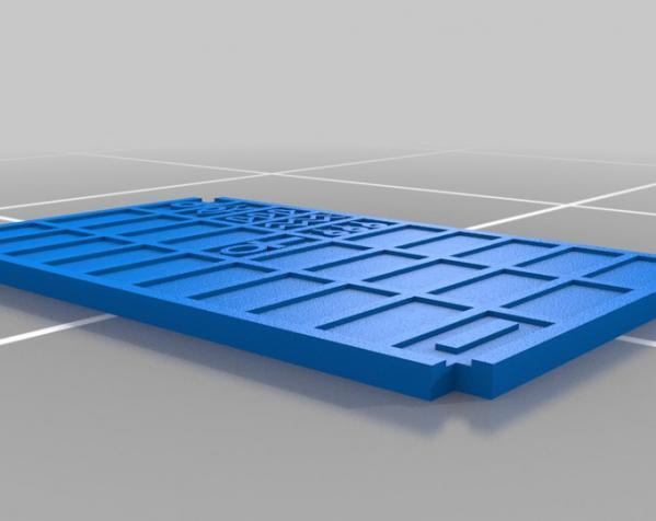 塞尼特棋游戏套件 3D模型  图5