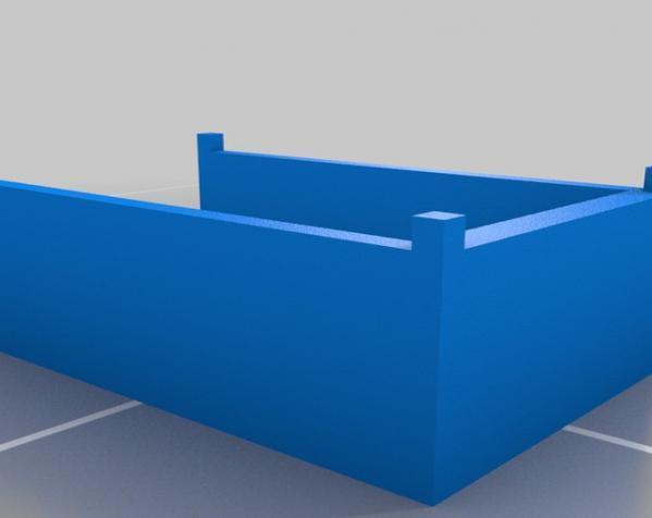 塞尼特棋游戏套件 3D模型  图3