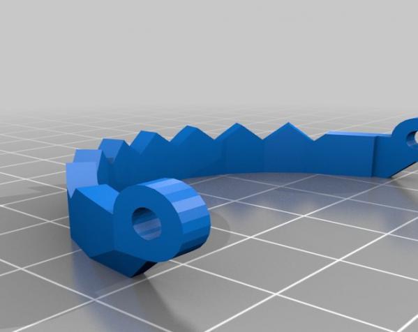 英雄联盟:Caitlyn Yordle 陷阱 3D模型  图4
