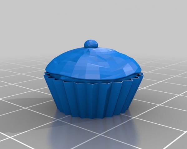 英雄联盟:Caitlyn Yordle 陷阱 3D模型  图6
