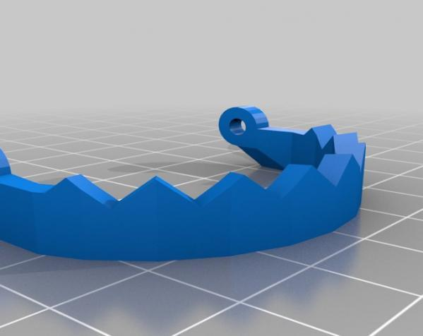 英雄联盟:Caitlyn Yordle 陷阱 3D模型  图5