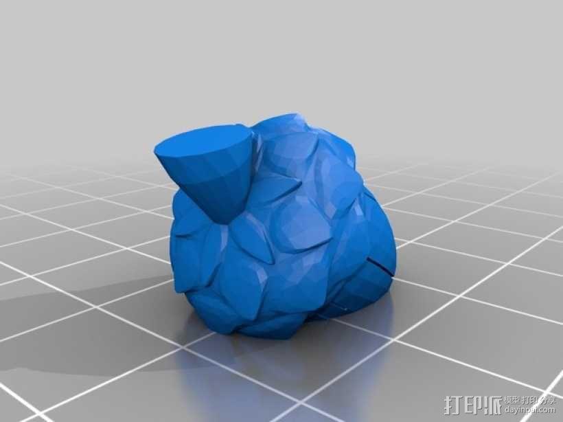 桌游《争吵的小松鼠》模型 3D模型  图6