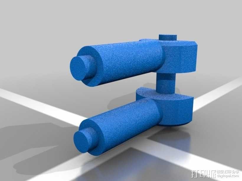 星球大战:XX-9炮塔 3D模型  图4