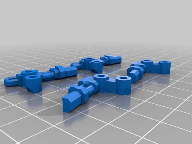 技艺精湛的星际战士 3D模型  图2