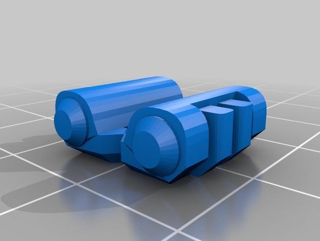 技艺精湛的星际战士 3D模型  图5