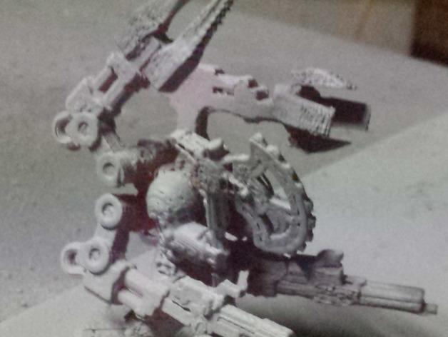 技艺精湛的星际战士 3D模型  图10