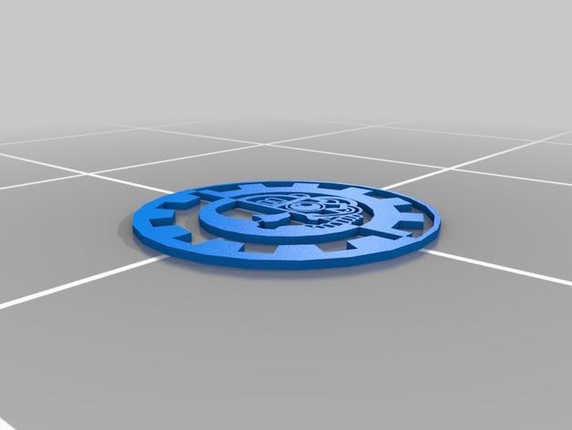 技艺精湛的星际战士 3D模型  图9