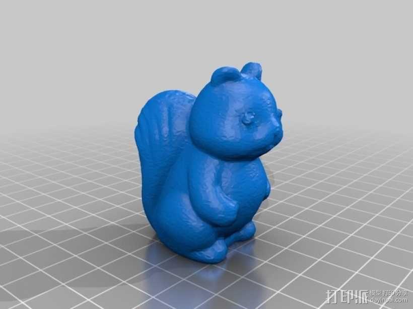 松鼠象棋 3D模型  图9