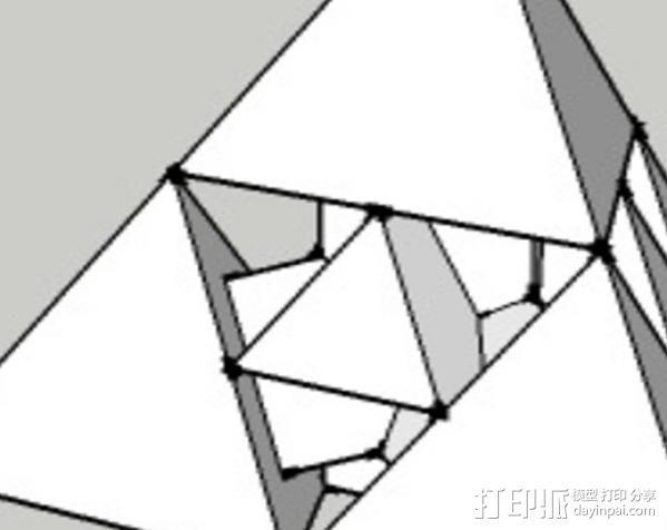赛达尔传说:三角神力 3D模型  图2