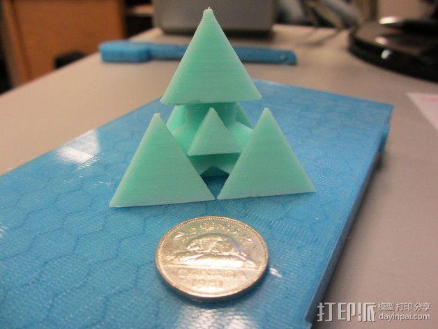 赛达尔传说:三角神力 3D模型  图1