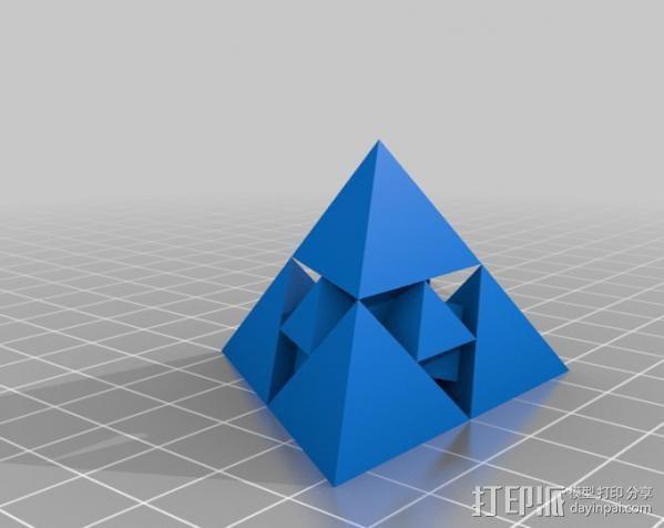 赛达尔传说:三角神力 3D模型  图3