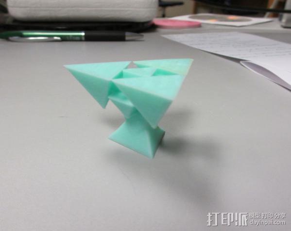 赛达尔传说:三角神力 3D模型  图5