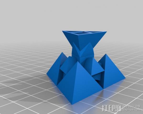 赛达尔传说:三角神力 3D模型  图4
