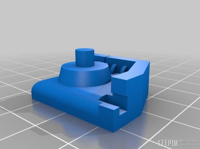 无畏战舰机器人 3D模型  图6
