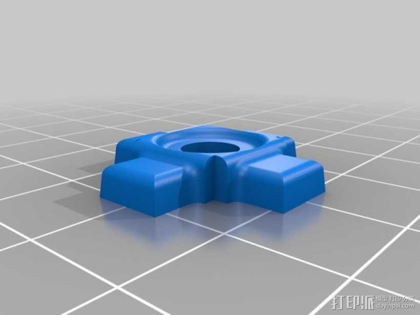 无畏战舰机器人 3D模型  图11