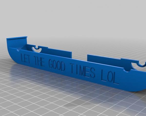 可定制化的lolcopter 1  3D模型  图3