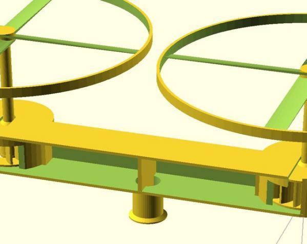可定制化的lolcopter 1  3D模型  图2