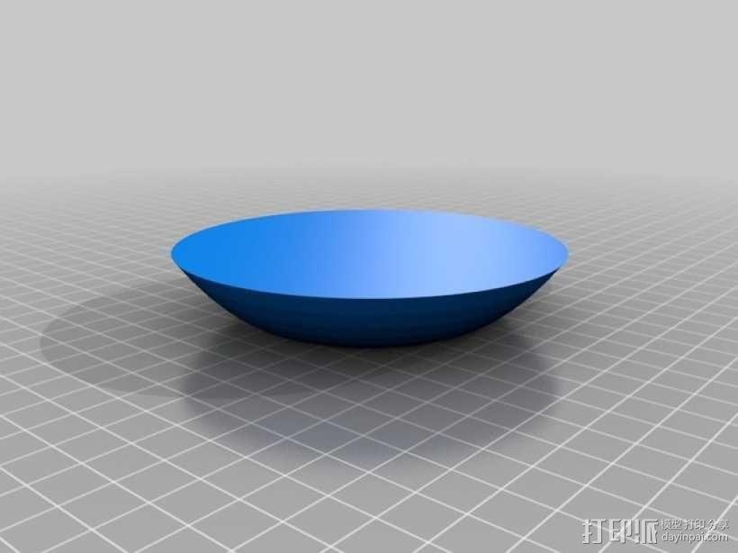 苹果标志 3D模型  图3