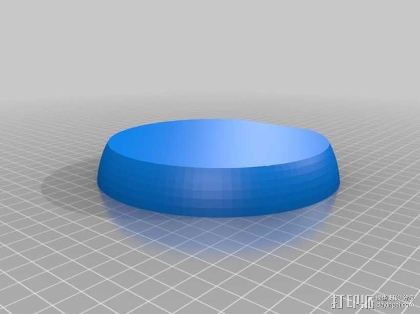 苹果标志 3D模型  图5