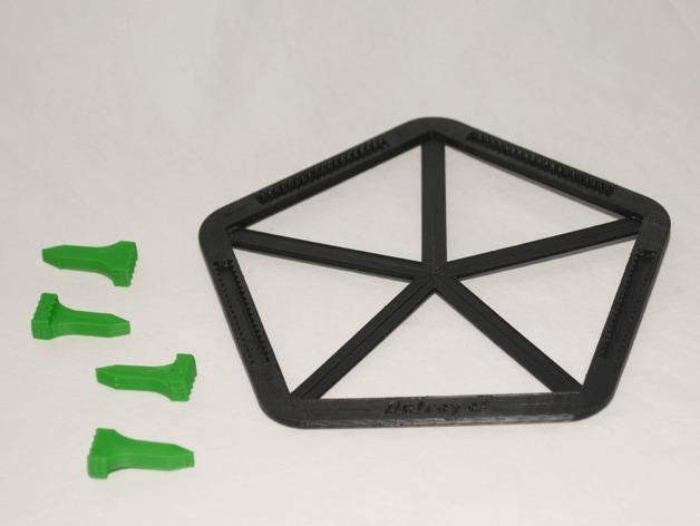 指针式卡套 3D模型  图2