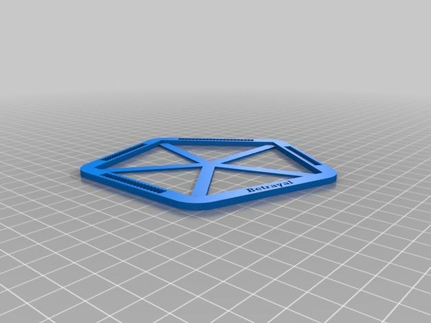 指针式卡套 3D模型  图3
