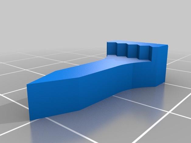 指针式卡套 3D模型  图4