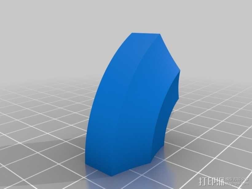 个性化象棋套件 3D模型  图5
