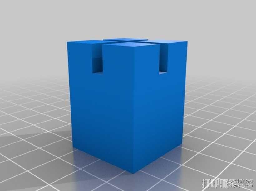 个性化象棋套件 3D模型  图6
